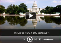 Your DC Hotels - Comfortable, Convenient Hotels in Washington DC