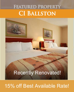 Comfort Inn Ballston Arlington