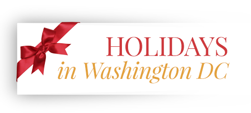 Hotels Near Washington DC Holiday Special