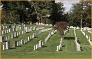 Arlington National Cemetery, Washington, DC