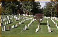 Arlington National Cemetery, Washington, DC
