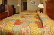 Manassas, Virginia Hotel Accommodations