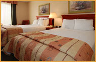 Springfield, Virginia Hotel Business Workzone Rooms